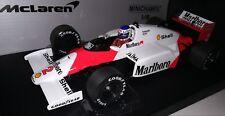Minichamps F1 McLaren TAG MP4-2C 1986 Keke Rosberg 1/18 'Marlboro'