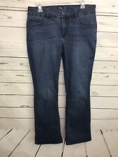 Riders By Lee 10 Women's Jeans Mid Rise Bootcut Inseam 31
