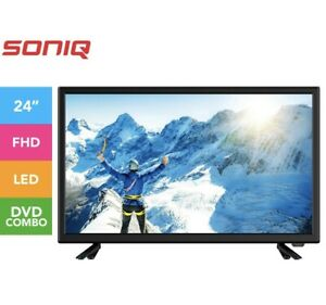 SONIQ 24 inch FHD LED LCD Digital TV with DVD Combo (Brand New)