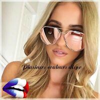 💯 Lunettes de soleil sunglasses style AVIATEUR designer femme CLUB CHRISTIAN 💯