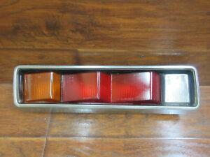Datsun B210 Hatchback, 1974, 1975, 1976, 1977,  1978, Left Driver Tail Light