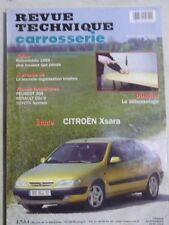 CITROEN XSARA Revue technique CARROSSERIE RTA 178 1999 TOYOTA AVENSIS 206 CLIO 2