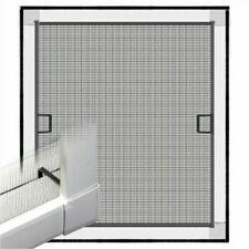 HPS Insektenschutz Fliegengitter Fenster Alu Rahmen Mückengitter Bausatz