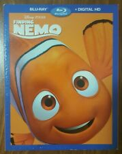 Finding Nemo (Blu-ray Disc, 2016, 2-Disc Set) With Slipcover