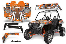 AMR Racing Polaris RZR 900XP Sticker Graphic Kit Decal UTV Parts 11-14 DEADEN O