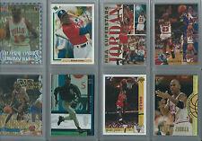 230 Michael Jordan Cards and Inserts Lot