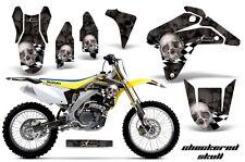 Suzuki RMZ 450 Graphics Kit AMR Racing Bike Decal RMZ450 Sticker Part 05-06 CSBS