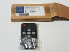 NEW MERCEDES ENTERTAINMENT SYSTEM REMOTE CONTROL 2128203097 2013-15 GLK 250 350