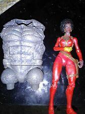 Marvel legends misty knight rhino baf Piece