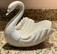 Lenox Large Swan Bowl Free Shipping