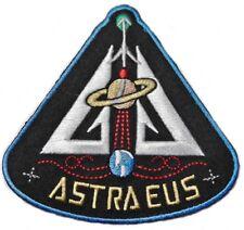 Eureka TV Series Astraeus Project Logo Embroidered Shoulder Patch