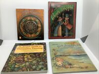 4 Jo Sonja Books (see Item Description For Details) Decorative Tole Painting