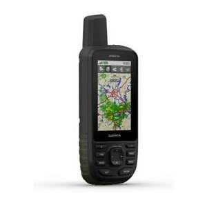 GARMIN GPSMAP 66s Handheld GPS Receiver Navigator Compass Altimeter 010-01918-00