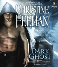 Dark Ghost: A Carpathian Novel, Bk 27 by Christine Feehan NEW Audio CD FREE SHIP