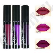 "LA Girl Matte Lip Gloss Lip Stick Long-Last & Intense ""3 Shades: LOOK AT ME"""