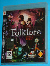 Folklore - Sony Playstation 3 PS3 - PAL