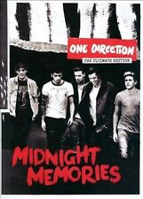 1 CENT CD Midnight Memories [Deluxe Edition] - One Direction HARDCOVER BOOK