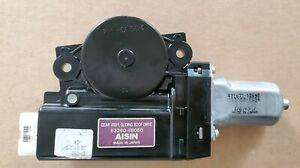 04-09 Lexus rx330 rx350 rx400h Gear Assembly Motor Sliding Roof Drive OEM AISIN