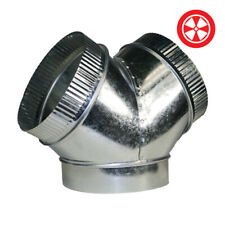 12x12x12 'Y' Duct Connector