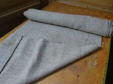 A Homespun Linen Hemp/Flax Yardage 5 Yards x 24''   # 9584
