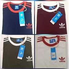 Adidas Originals Retro California Mangas Cortas Escote Redondo Camiseta para hombre