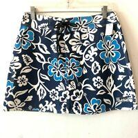 Bikini Cover Beach Skirt Tropical Beach Pool Bad Girl Women's M Medium New Tags