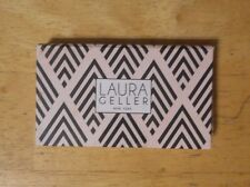 Laura Geller Baked Eyeshadow Trio Baroque, Cafe, Roma unsealed