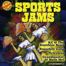 Sports Jams (2005, CD NIEUW)