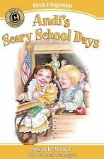 Andi's Scary School Days [Circle C Beginnings No. 4] , Marlow, Susan K.