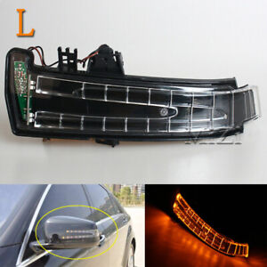 Left Side Mirror Turn Signal Light for Mercedes W204 W212 W221 C230 CL500 E300