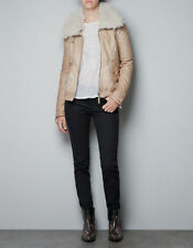 Zara Faux Leather Coats & Jackets for Women