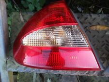 TOYOTA PRIUS HYBRID 1.5 VVTi 2001 N/S REAR LIGHT