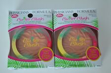 (2 Pack) Physicians Formula Butter Blush, Murumuru Butter Blush, .26 Oz