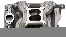 Engine Intake Manifold-Base Edelbrock 7576