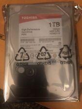 "New Sealed Toshiba 1tb HDD SATA III 3.5"" 7200RPM 64mb Cache (Free Shipping)"