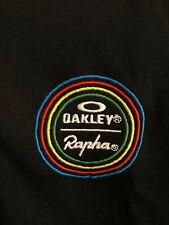Rapha Classic Jersey, Oakley colab. medium Sportwool, full zip, waist gripper,