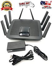 Linksys Max Stream EA9500 Mu-Mimo Gigabit WiFi Router AC5400 Black FAST SHIPPING