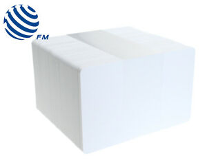 Blank White Fudan 1K Proximity Cards FM11RF08 13.56 MHz - Select your Quanity