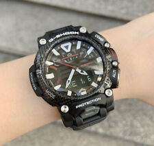 Casio G-Shock * GravityMaster GRB200-1A Quad Sensor Bluetooth Carbon Core Black