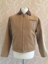 90er Carhartt Blanket Lined Jacke Made In USA Vintage 90s Gr.US 40,EU 50