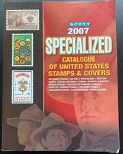 2007 Scott Specialized Catalogue of United States Stamps & Covers *d