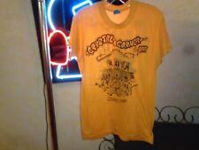 New listing 80s S/L Vtg Crystal Corner Bar Madison Wisconsin 2-sided soft thin t-shirt