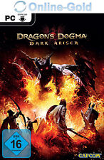 Dragon's Dogma: Dark Arisen Key - PC - Steam Digital Download Code NEU [DE/EU]