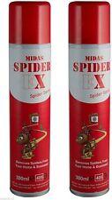 More details for spiderex spider repellent spray deterrent for cctv homes & businesses 300ml x 2