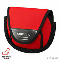 NEW Shimano Small Spinning Reel Soft Case PC-031L (S) Red (#2000~C3000) Japan