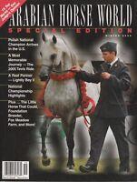 Arabian Horse World Quarterly SE 2000s Mag Back Issue