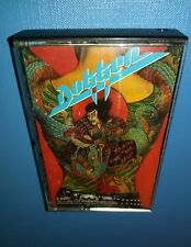 Dokken, Beast From The East, 1988 CASSETTE (PLAY TESTED)