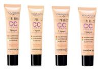 Bourjois 123 Perfect CC Cream 30ml Anti-Fatigue & Anti-Redness Different Shades