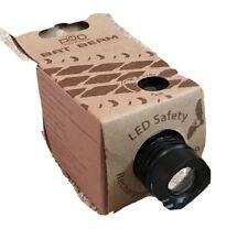 LED Safety Head Lamp Pod Bat Beam Brand New USB chargable