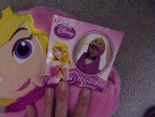 """Disney Princess Hooded Blanket  40""""x 50"""""""